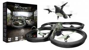 Parrot AR Drone 2.0 Elite Edition Jungle
