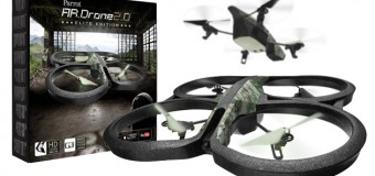 Parrot AR Drone 2.0 Elite Edition Jungle: prezzo e recensione