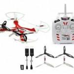 Drone JAMARA TRIEFLY AHP con Videocamera HD: recensione e prezzo Amazon