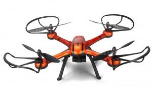 Drone JJRC H11d con videocamera HD