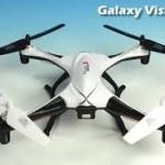 Drone Galaxy Visitor 3 con Auto Return: recensione e prezzo
