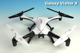 drone Galaxy Visitor 3