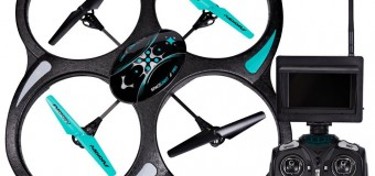 Drone Radiofly Space Light 60 con Camera HD: recensione e prezzo