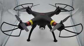 Drone Syma X8W con videocamera HD: recensione e offerte Amazon