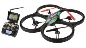 Drone WLTOYS V666 con CAM HD