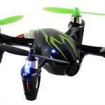 Mini-drone HUBSAN X4 H107C con Telecamera HD: prezzo e recensione