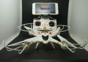 Drone MJX X400 V2 con telecamera C4005 FPV