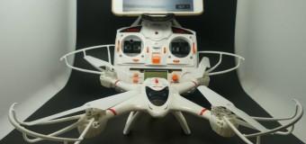 Drone MJX X400 V2 con telecamera C4005 FPV: recensione