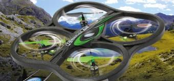 Drone Observer AHP JAMARA con Videocamera HD Go Pro: prezzi e recensione