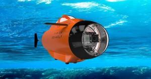 Drone sottomarino TTRobotix Seawolf