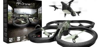 Parrot AR Drone 2.0 Elite Edition Jungle: prezzo e recensione