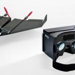 Drone Power Up con FPV di carta: offerta Amazon e recensione