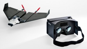 Drone Power Up con FPV