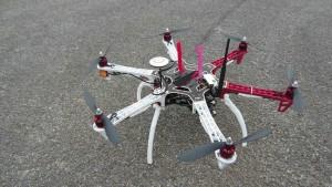 Drone DJI F550 V2 GoPro