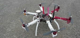 Drone DJI NAZA esacottero per uso professionale: recensione e prezzo