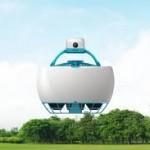 Drone Go Fleye è un robot personale