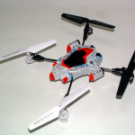 Drone Spacecraft con radiocomando 2.4 Ghz: recensione
