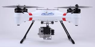 Splash Drone con modulo GPS professionale: recensione