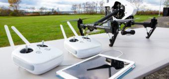 Drone DJI INSPIRE 1 con fotocamera 4K: recensione e prezzo
