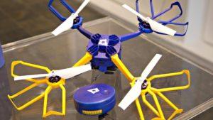 drone Fotokite Phi