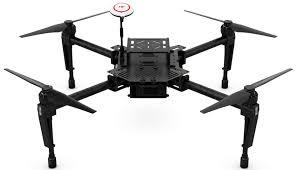 Drone matrice 100