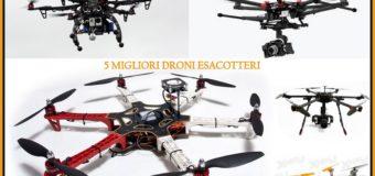 Migliori droni esacotteri: quale comprare ?