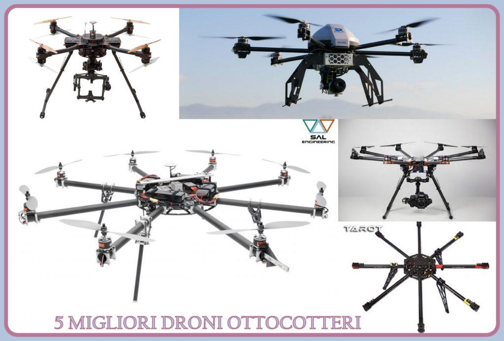 Droni ottocotteri