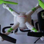 Drone Cyclone 245 con FPV