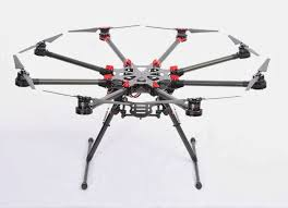 Drone Ottocottero DJI S1000