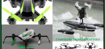 Migliori droni giocattolo per bambini: guida all'acquisto