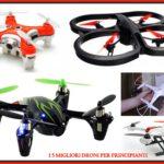 Migliori droni per principianti: quale comprare ?