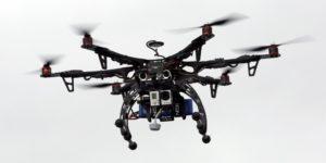 Drone esacottero S570