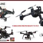 Migliori droni FTF: quale drone Ready To Fly comprare ?