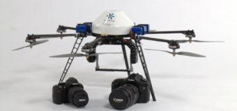 Drone Easy Fly con telecamera termica