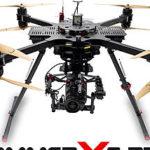Drone Big Hammer XB8 per uso professionale