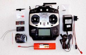 Radiocomandi per droni