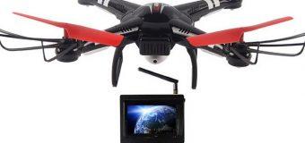 Migliori droni con telecamera in diretta: quale acquistare ?