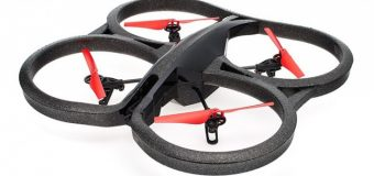 Recensione Parrot AR.Drone 2.0 Quadricottero Power Edition