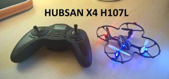 Hubsan X4 H107L: recensione e prezzo