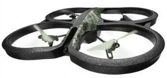 Parrot AR.DRONE 2.0 Elite Edition Giungla: recensione e prezzo
