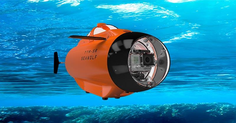 Migliori droni sottomarini