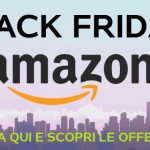 Offerte Droni e Quadricotteri Black Friday 2020