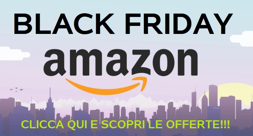 Offerte Droni Black Friday 2019
