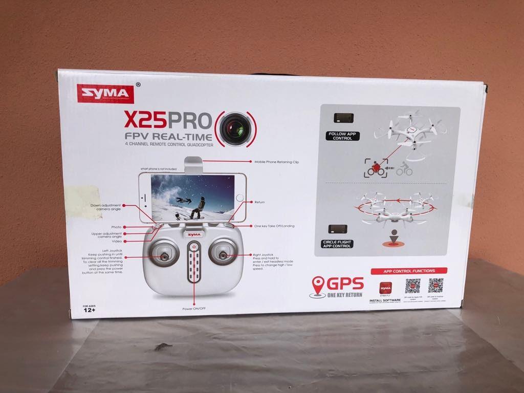 Syma X25PRO Wifi