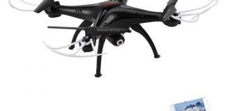 Migliori quadricotteri con telecamera: quale acquistare ?