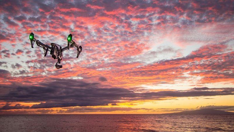 Comprare e usare i droni