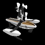 Parrot Minidrone Hydrofoil NewZ: prezzo, recensione e offerta Amazon