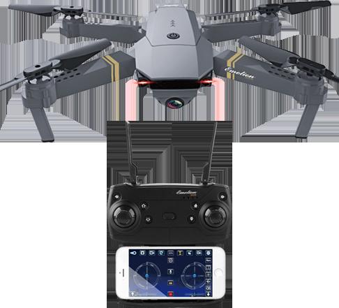 Recensione DroneX Pro